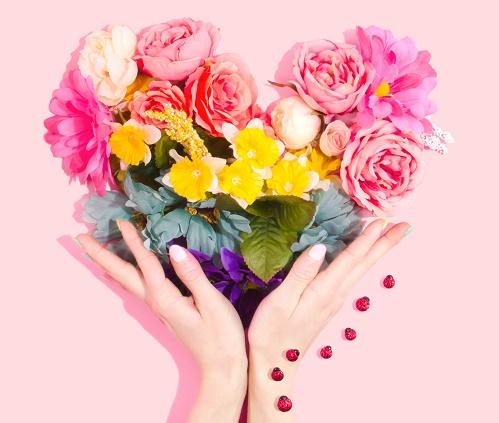 No.4065 愛をこめて花束を・・・